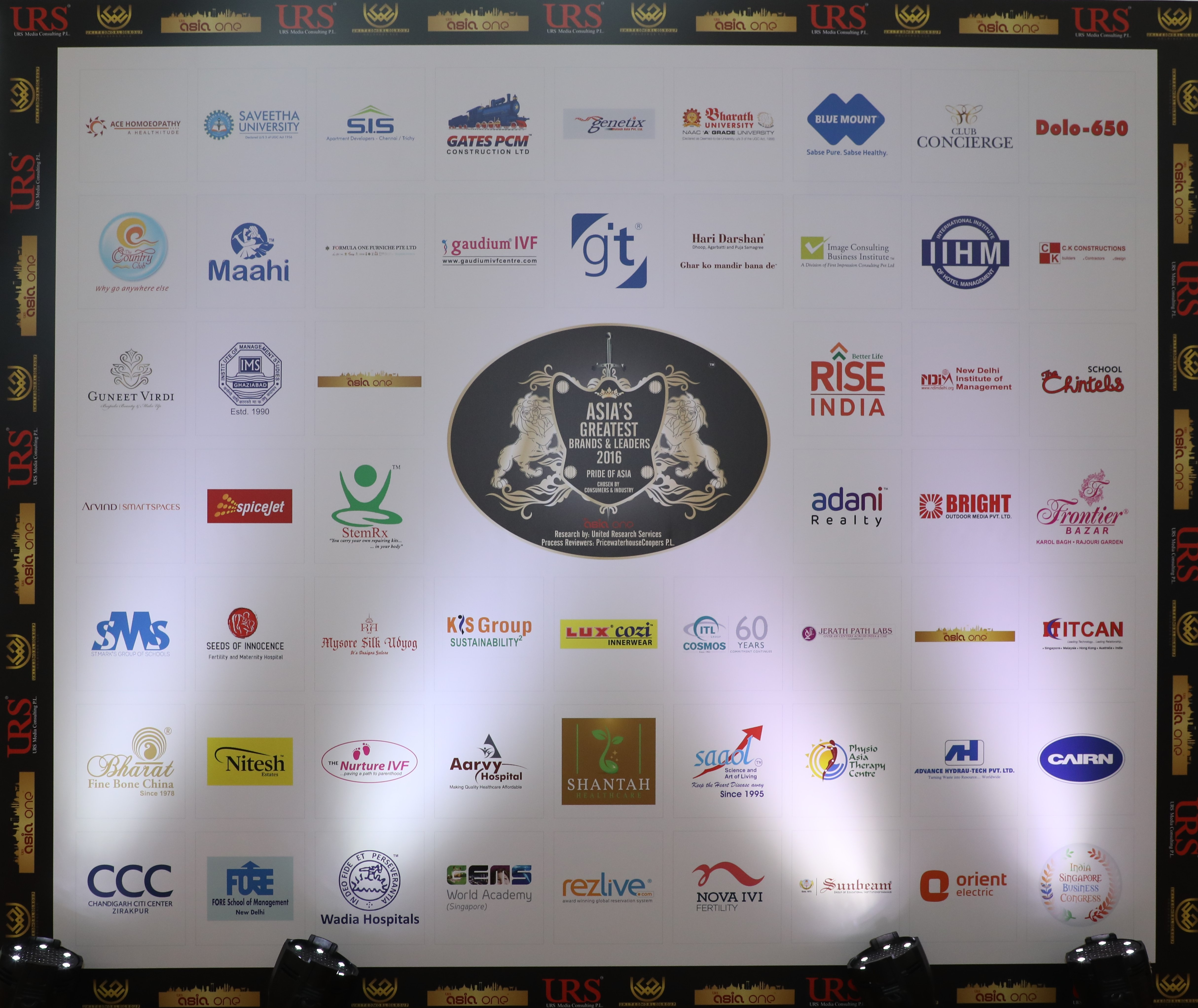 Asia's Greatest Brands & Leaders Awards