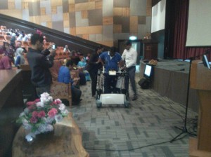 Theratrainer Lecture & Demo