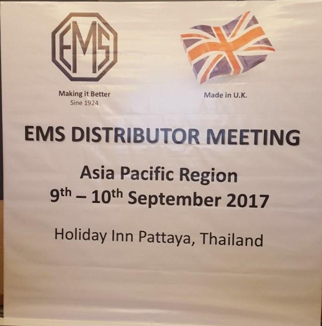 EMS Distributor Meeting, Asia Pacific Region