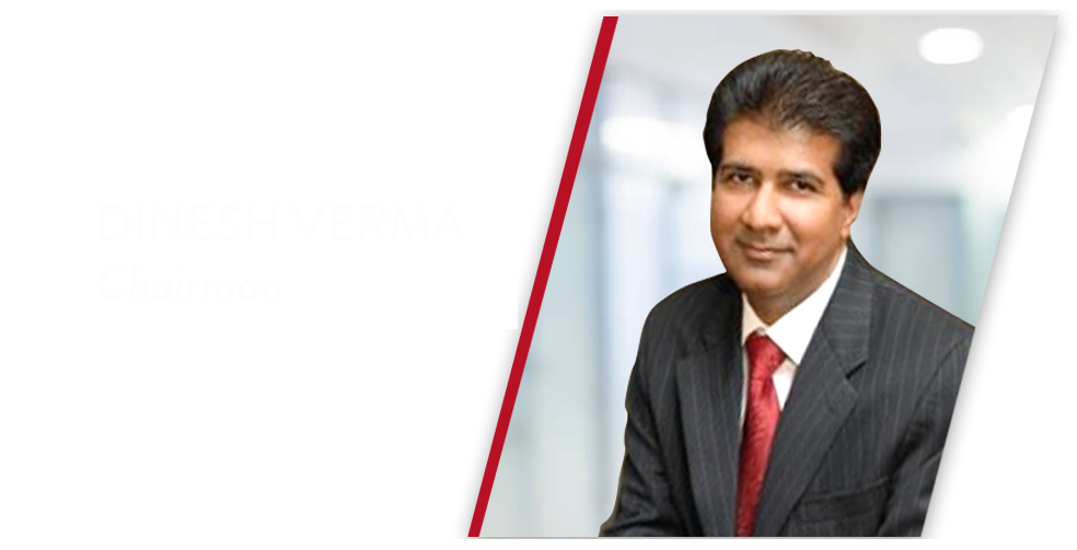 Dinesh Verma Chairman