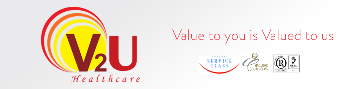 V2U Healthcare Singapore