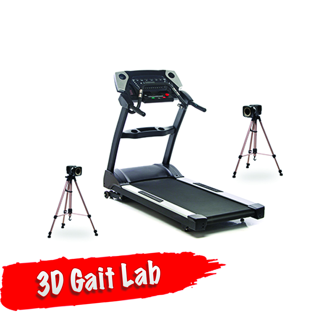 3D Gait Lab - Neuro Rehab Physiotherapy