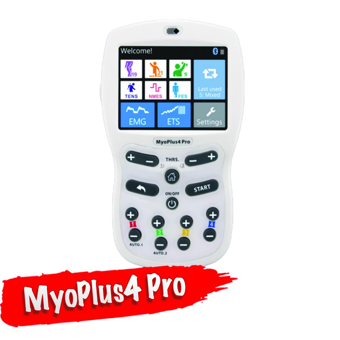 Myo Plus 4 Pro - Physiotherapy Equipment Singapore